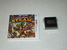 Code Name: S.T.E.A.M 3DS With Limited Edition Zelda MM Pin Sealed
