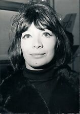 Juliette GRECO 1965 - Ph. Presse