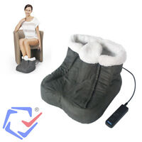 Elektrischer Fußsack Heizschuh Fußheizung Fußwärmer warmer Fuß Heizung Fußheizer
