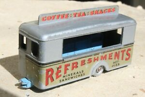 MATCHBOX 74a MOBILE CANTEEN  to restore 1950s