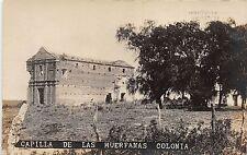 BR44514 Capilla de las huerfanas colonia Montevideo uruguay