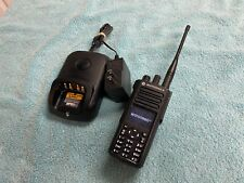 MOTOTRBO XPR 7550 COLOR LCD DIGITAL PORTABLE UHF 403-512 MHz w/ Charger