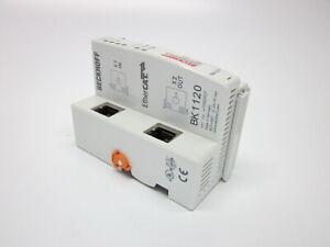 BECKHOFF BK1120 EtherCAT BUS Coupler Module