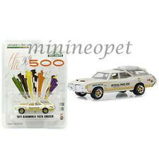 GREENLIGHT 30050 INDIANAPOLIS RACE 1972 OLDSMOBILE VISTA MEDICAL DIRECTOR 1/64