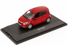 1:43 Opel Agila B 2008 glutrot rot red - Dealer-Edition - Schuco