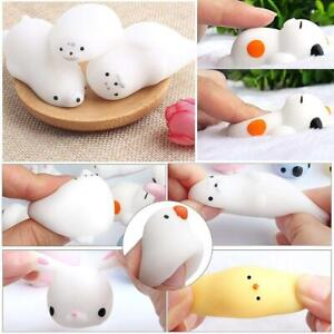 Mini Squishy Cute animals Anti-stress Squeeze Soft Sticky Stress Relief Gift Toy