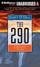 The 290 by Scott O'Dell (2012, CD, Unabridged)