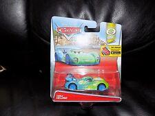 Disney Pixar Cars CARLA VELOSO # 10/15 Mattel 2015 NEW LAST ONE HTF