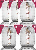 2020-21 Nba Hoops Kenyon Martin JR. #232 RC 5 Card Lot Houston Rockets