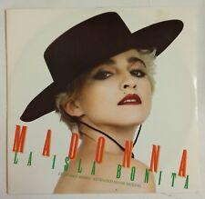 "Madonna La Isla Bonita Maxisingle 12"" UK 1987"