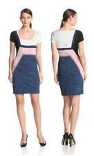 NWT Catherine Malandrino Cora Colorblock Knit Sheath Dress XL