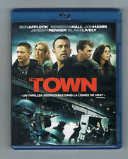THE TOWN - BEN AFFLECK - BLU-RAY - OCCASION PARFAIT ÉTAT