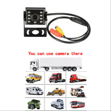 High Definition Infrared Truck Reversing Camera Night Vision Parking Assistance