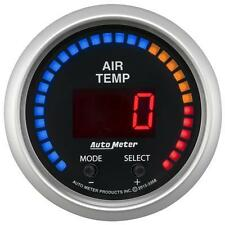 UNIVERSIAL DODGE FORD CHEVY AUTO METER SPORT-COMP DUAL CHANNEL AIR TEMP GAUGE.
