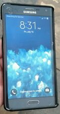 Samsung Galaxy Note Edge SM-N915V - 32GB - Black (Verizon) Cracked but Working!