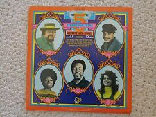 The 5TH Dimension's Greatest Hits on Earth LP  BELL 1106, 1972 (#2118).