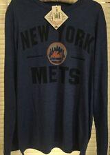 NWT New York Mets Men's Long Sleeve T Shirt Size M