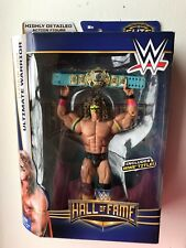 WWE ULTIMATE WARRIOR  Hall of Fame Elite Series Target Exclusive by Mattel NIB