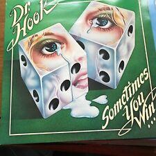 "Dr. Hook - Sometimes You Win 12"" LP Album Vinyl"