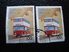 PORTUGAL - timbre yvert et tellier n° 1768 x2 obl (A28) stamp (Y)