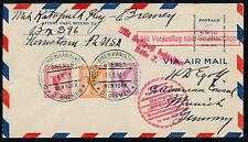Schleuderflug 17.5.1931 Deutsche Seepost nach München (S12359)