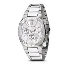 Morellato Acciaio Watch Unisex Uhr SZ6003 Classy Cronografo Silver Data Offerta