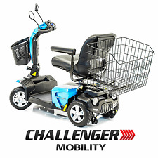"Scooter XXL Rear Basket Challenger Mobility J1100 Jumbo 24"" x 16"" x 16"" + Pin"