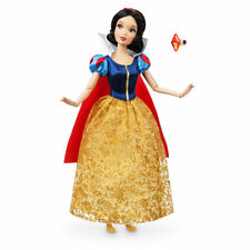 Disney Snow White Princess Classic Doll With Ring Accessory