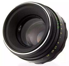 Helios-44-2 Russian lens M42 58mm f2 USSR biotar planar dSLR Canon 5D 1D M3 6D
