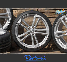 NEU Für Audi A6 4F 4G Avant Allroad Winterräder 245 45 18 Zoll Rotor WH27 ABE