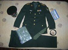Obsolete 15's China PLA Army Garrison Hong Kong Force Man Officer Uniform,Set