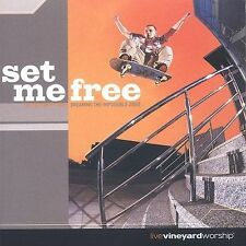 Set Me Free By Vineyard Music; Nigel Hemming; Dave Miller; Kat Regester; Charl..