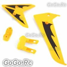 SYMA Parts Fin Tail Decoration Set For S107 Helicopter (S107G-03YY)