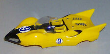 """NEW""  SPEED RACER SHOOTING STAR T JET HO SLOT CAR BODY"