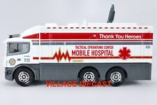 2020 Matchbox Thank You Heroes Working Rigs Scania Tactial / HOSPITAL / MINT