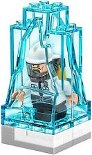 LEGO BATMAN MOVIE 70901 - SECURITY GUARD + ICE PRISON  - MF ONLY, NO BOX - NEW