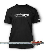 1971 Plymouth 'Cuda 383 Convertible Men T-Shirt - Multiple colors & Sizes