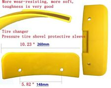 Tire removal machine accessories Pressure tire shovel protective sleeve yellow