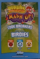 MOSHI MONSTERS CODE BREAKERS X25 LOOSE CARDS