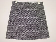 Express Black White Stars Skirt Straight Lined Party Sissy-10-NEW-$49.90