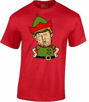 Christmas Trump For President Men's T-shirt 2016 Donald Trump Shirt for Men