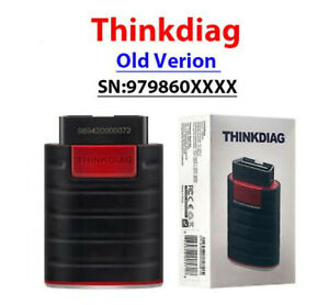 Thinkdiag Old version Full software OBD2 scanner TPMS Diagnostic Tool
