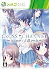 USED xbox 360 CROSS † CHANNEL ~ In memory of all people