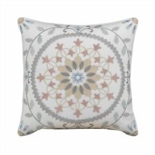 New Dena Home Sophia Square Decorative Throw Pillow Multi