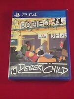 Desert Child Limited Run Games #267 PS4 Playstation 4 Brand New Sealed