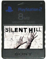 SILENT HILL 1 2 3 4   PS2 MEMORY CARD SAVES   Shattered Memories Origins Cheats!