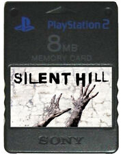 SILENT HILL 1 2 3 4 Cheats | PS2 MEMORY CARD SAVES | Shattered Memories Origins