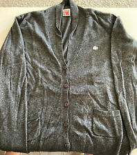 Lacoste Live Button Up Long Sleeve Top - Size L