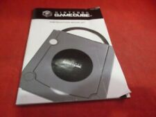 Nintendo Gamecube Console System Instruction Manual Booklet ONLY #B1