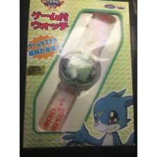 Rare 2001 Banpresto Digimon Season 2 Digital Transparent Wrist Watch Adult Size